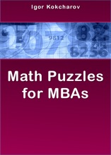 Math Puzzles For MBAs