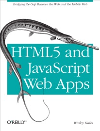 Html5 And Javascript Web Apps