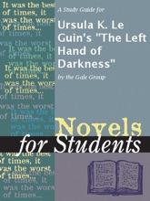 A Study Guide For Ursula K. Le Guin's