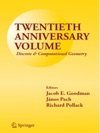 Twentieth Anniversary Volume Discrete  Computational Geometry