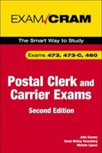 Postal Clerk and Carrier Exam Cram (473, 473-C, 460)