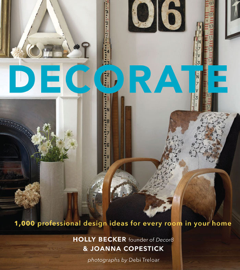 Decorate book