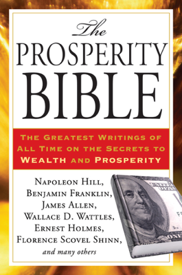 The Prosperity Bible - Napoleon Hill book