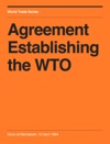 Agreement Establishing The WTO