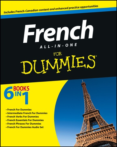 John Wiley & Sons, Inc. - French All-in-One For Dummies
