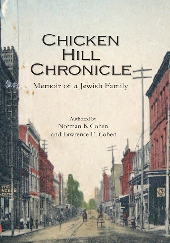 Lawrence E. Cohen - Chicken Hill Chronicle