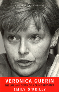 Veronica Guerin Copertina del libro