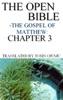 The Open Bible - The Gospel Of Matthew: Chapter 3