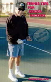 TENNIS TIPS FOR SENIOR TENNIS HACKERS