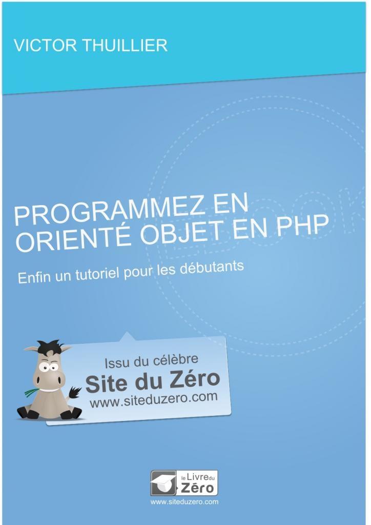 La programmation orientée objet en PHP