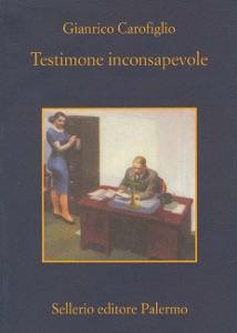 Testimone inconsapevole Book Cover