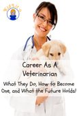 Career As a Veterinarian
