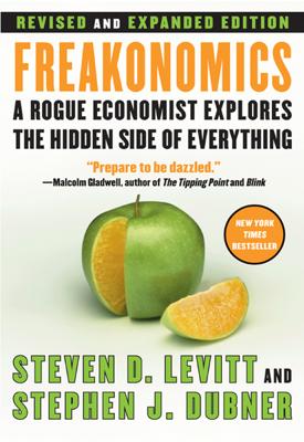 Freakonomics Rev Ed - Steven D. Levitt & Stephen J. Dubner book