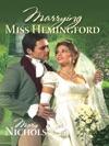 Marrying Miss Hemingford