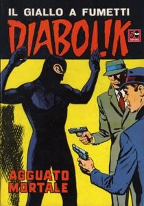 DIABOLIK #37 Book Cover