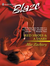 Red Shoes & A Diary