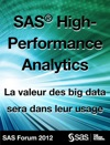 SAS High-Performance Analytics