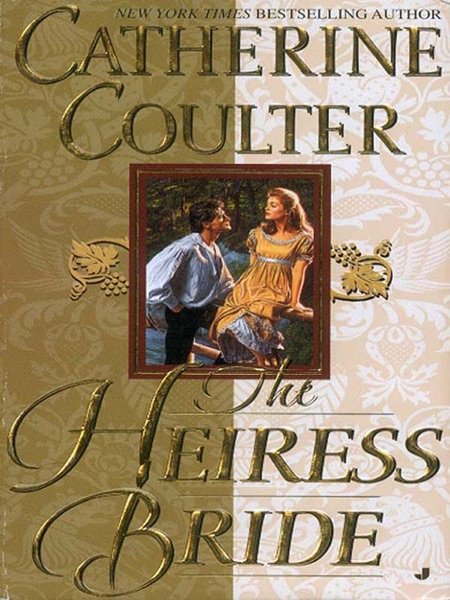 The Heiress Bride - Catherine Coulter book cover