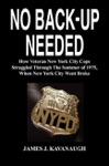 No Back-up Needed How Veteran New York City Cops Struggled Through The Summer Of 1975 When New York City Went Broke