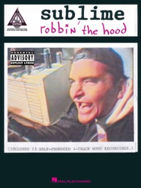 Sublime Robbin The Hood Songbook