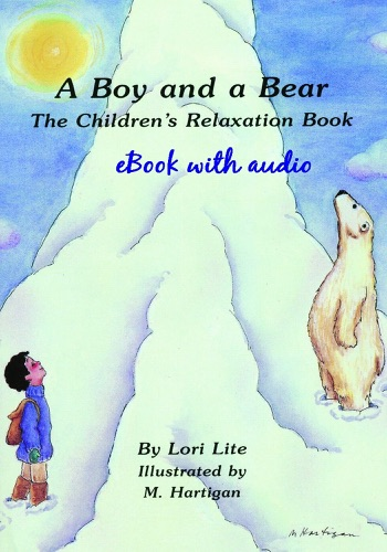 A Boy and a Bear with Audio
