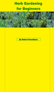 Herb Gardening for Beginners Book Review