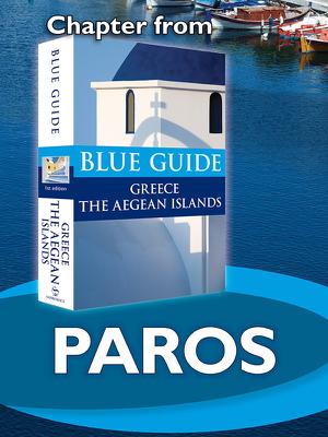 Paros, Antiparos and Despotiko - Blue Guide Chapter - Nigel McGilchrist book