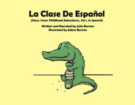 La Clase de Espanol book