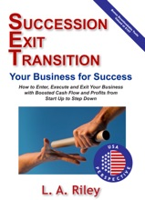 Succession Exit Transition, Your Business For Success