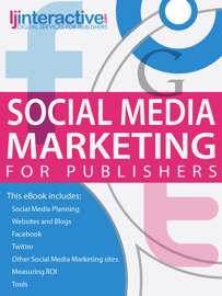 Social Media Marketing for Publishers