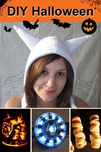 Authors and Editors of Instructables - DIY Halloween