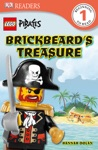 DK Readers L1 LEGO Pirates Brickbeards Treasure Enhanced Edition