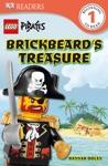 DK Readers L1 LEGO Pirates Brickbeards Treasure Enhanced Edition