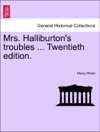 Mrs Halliburtons Troubles  Twentieth Edition