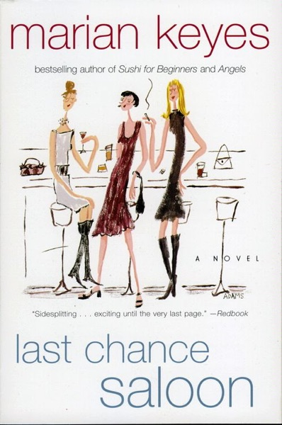 Last Chance Saloon - Marian Keyes book cover