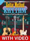 Rhythm Guitar Method Lessons - Progressive With Video