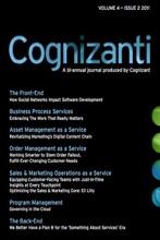 Cognizanti Journal - December 2011 Issue
