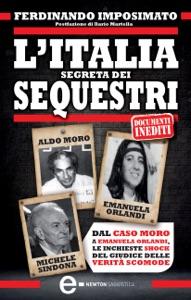 L'Italia segreta dei sequestri Book Cover