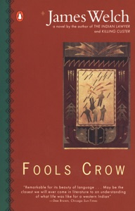 Fools Crow Book Cover