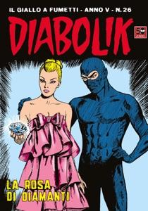 DIABOLIK (76) da Angela Giussani & Luciana Giussani
