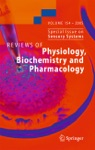 Reviews Of Physiology Biochemistry And Pharmacology 154
