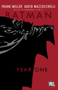Batman: Year One Book Cover