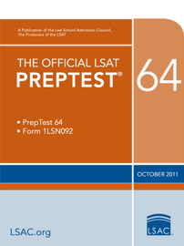 The Official LSAT PrepTest 64