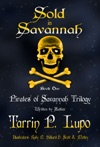 Pirates Of Savannah Trilogy Book One Sold In Savannah - Young Adult Action Adventure Historical Fiction