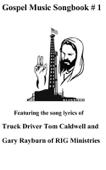 Gospel Music Songbook # 1