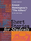 A Study Guide For Ernest Hemingways The Killers