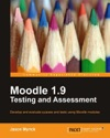 Moodle 19 Testing And Assessment
