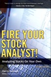Fire Your Stock Analyst Analyzing Stock