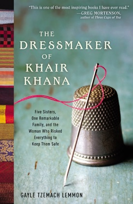 The Dressmaker of Khair Khana book cover
