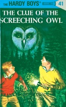Hardy Boys 41: The Clue Of The Screeching Owl